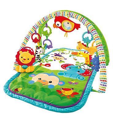 Fisher Price 3 in 1 Musical Play Gym