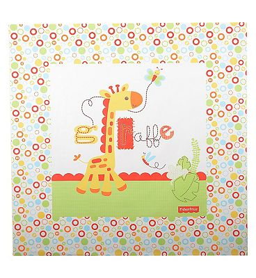 Fisher Price Giraffe Friends Highchair Splash Mat