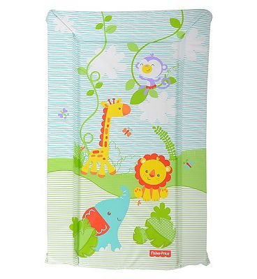 Fisher Price Rainforest Friends Changing Mat