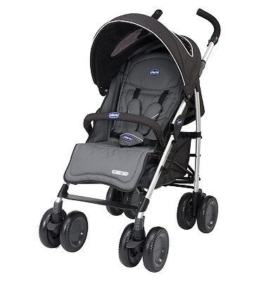 Chicco Multiway Stroller - Black