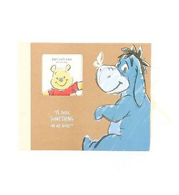 Winnie the Pooh Luxury Scrapbook Photo Album - 20 Sheets