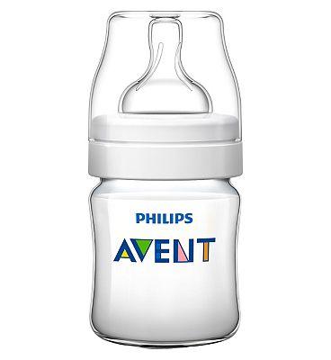 Philips Avent Classic AntiColic Feeding Bottle 125ml