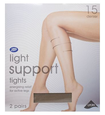Boots light support tights mist