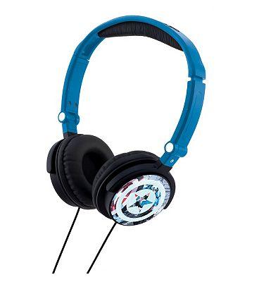Image of Lexibook Avengers Junior Headphones