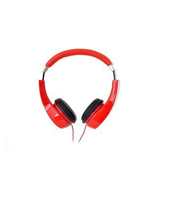 Image of Targus Kidsafe Junior Headphones- Red