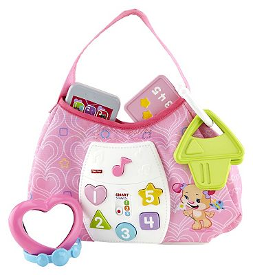 Fisher Price Laugh & Learn Smart Stages Purse