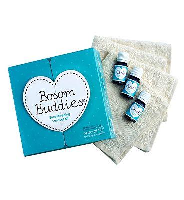 Natural Birthing Company Bosom Buddies breast feeding survival kit