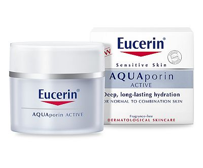 Eucerin Aquaporin Active Hydration for Normal to Combination Skin 50ml.