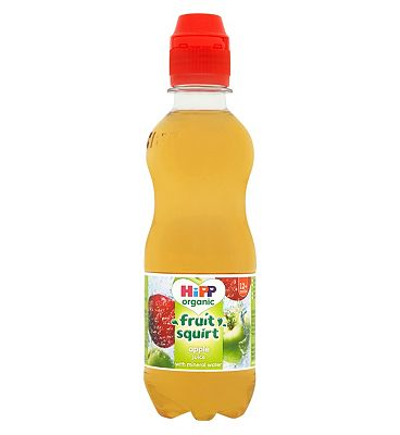 HiPP Organic Fruit Squirt Apple juice with mineral water 300ml