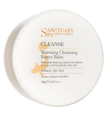 Sanctuary Spa Warming Cleansing Butter.
