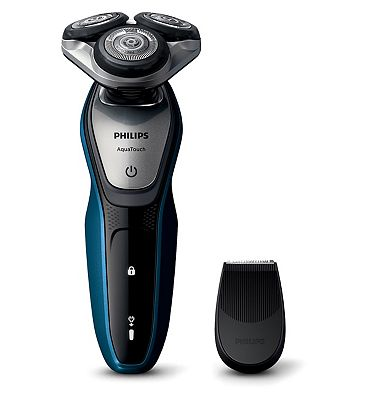 Philips Shaver series 5000 AquaTouch S542006 Electric Shaver