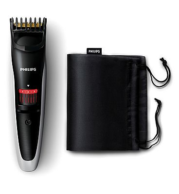 Philips Beard Trimmer Series 3000 QT401323 for cordless or corded use