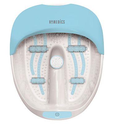 Homedics FS100 Luxury Bubble Foot Spa