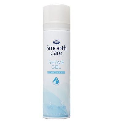 Boots Smooth Care Shave Gel Sensitive 200ml