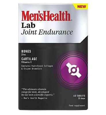 Men's Health Lab Joint Endurance - 40 Tablets 20 days
