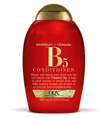 OGX Vitamin B5 Conditioner.