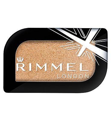 Rimmel Mono eyeshadow 5.2ml Gold Record