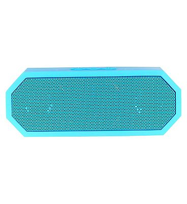 Altec Lansing iMW455 Jacket H2O Bluetooth Wireless Speaker  Blue