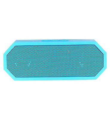 Altec Lansing iMW455 Jacket H2O Bluetooth Wireless Speaker  Blue