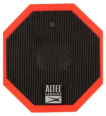 Altec Lansing Waterproof Solo Jacket Red