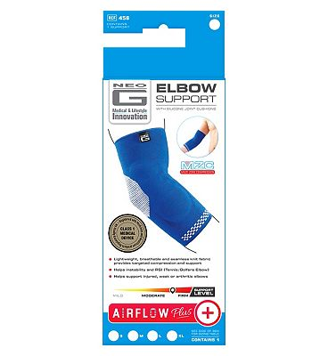 Neo G Airflow Plus Elbow Support  - Small.