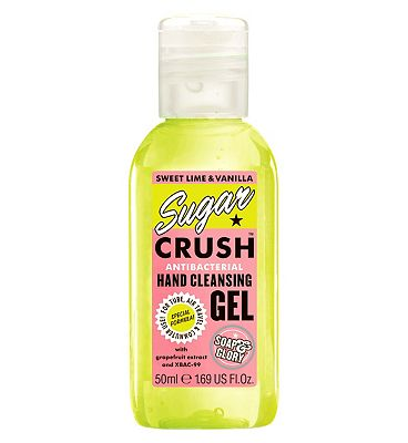 Soap & Glory SUGAR CRUSH Hand Sanitizer 50ml