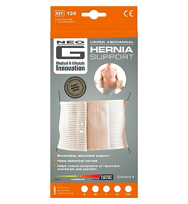 Neo G Upper Abdominal Hernia Support  XX Large