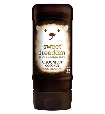 Sweet Freedom Choc Shot Liquid Chocolate Coconut 320g.