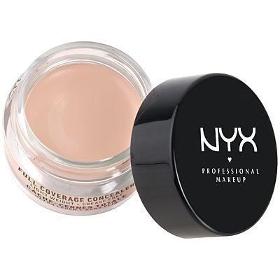 NYX Concealer Jar ORANGE