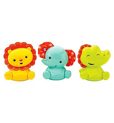 Fisher Price RolyPoly Pals Toys