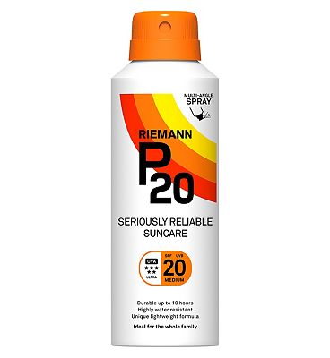 Riemann P20 Continuous Spray SPF20 150ml
