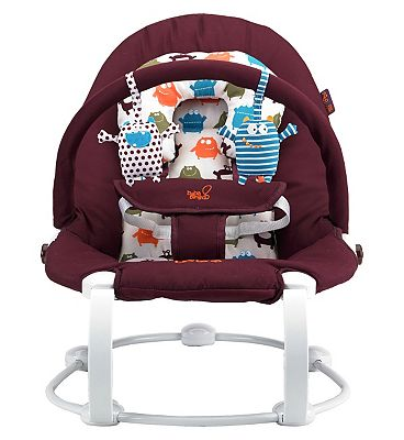 BabaBing! Lobo2 Two Position Baby Bouncer