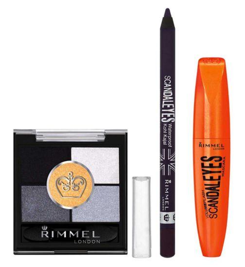 Rimmel Smokey Eye Collection