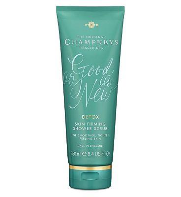 Champneys Detox Skin Firming Shower Scrub