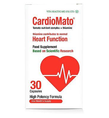 CardioMato - 30 capsules