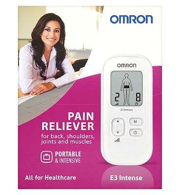 Omron E3 Intense TENs unit