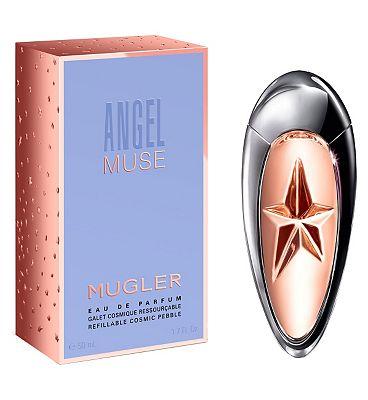 Mugler Angel Muse 50ml Eau de Parfum refillable