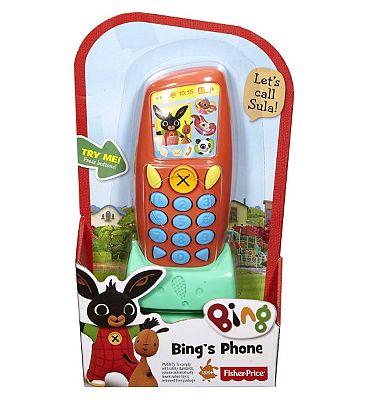Fisher Price Bing Phone