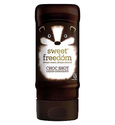 Sweet Freedom  Choc Shot Liquid Chocolate 320g.