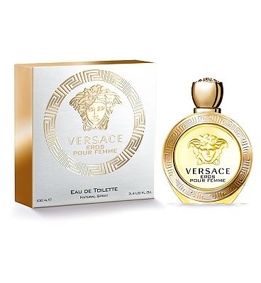 Versace Eros Femme Eau de Toilette Spray 90ml