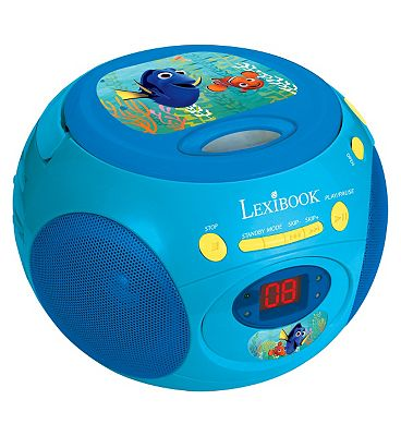 Image of Lexibook Finding Dory Radio Cd Player