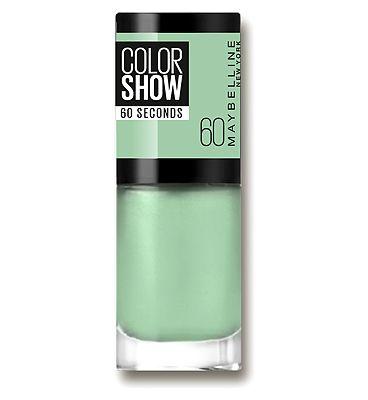 Maybelline ColorShow nailpolish ROOF TERRACE
