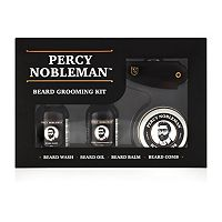 percy nobleman beard grooming kit men boots. Black Bedroom Furniture Sets. Home Design Ideas