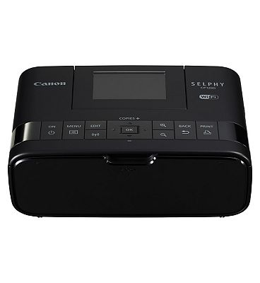 Canon SELPHY 1200 Black
