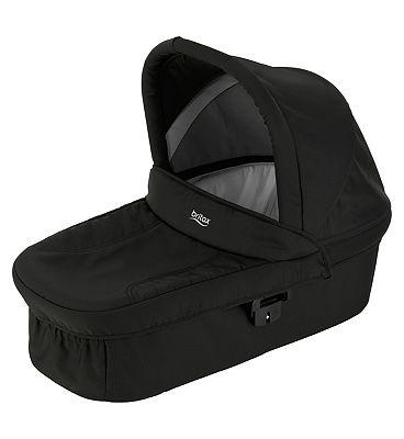 Britax Romer Hard Carry Cot - Cosmos Black