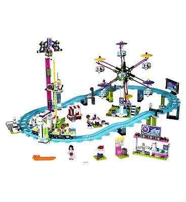 LEGO FRIENDS   - Amusement Park Roller Coaster 41130.