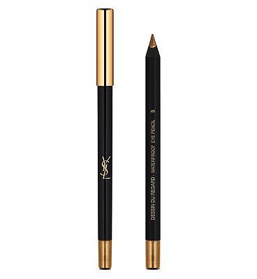 YSL Dessin du Regard W/P pencil crayon 05 gold.