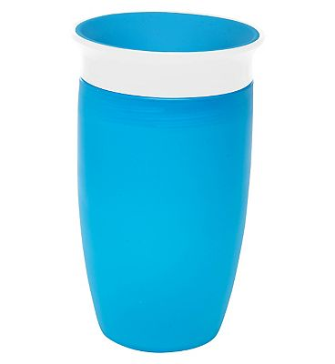 Munchkin 10oz Miracle 360 Sippy Cup Blue