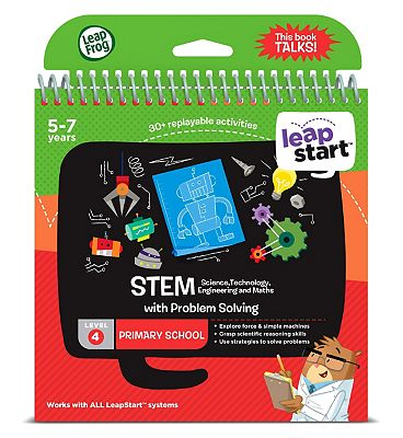 LeapFrog LeapStart Primary School: Level 4 STEM Activity Book.