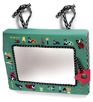 Mamas and Papas Activity Toy Magical Mirror